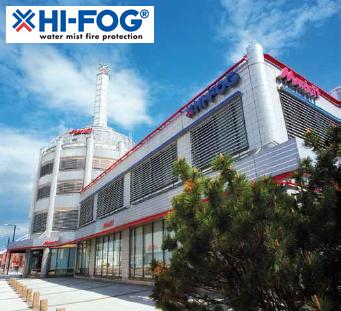 Системы водяного тумана HI-FOG® Marioff
